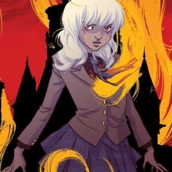 Great Writing, Unique Art, And A Cast Of Characters That Feel Like Family: Gotham Academy #12 Review