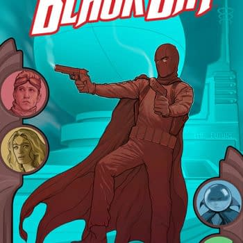 The Black Bat, Domino Lady And Sherlock Holmes In April From Moonstone