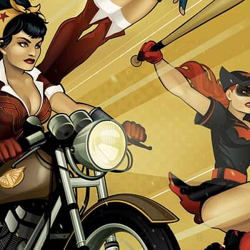 An All-Ages Sunday Comic Strip Marguerite Bennett Talks DC Bombshells #7