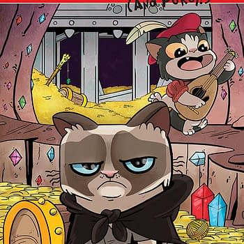Exclusive Extended Previews Of The Precinct #1 And The Misadventures Of Grumpy Cat And Pokey #3