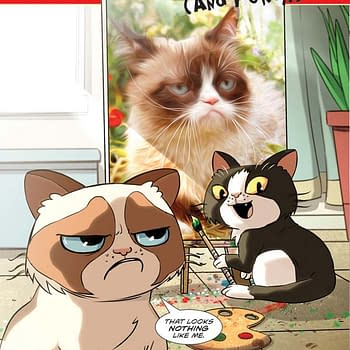 Grumpy Cat Hardcover Collection Close To Selling Out During Pre-Orders