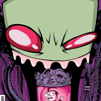 Another Castle Joins Invader Zim Rick And Morty In Onis March 2016 Solicitations