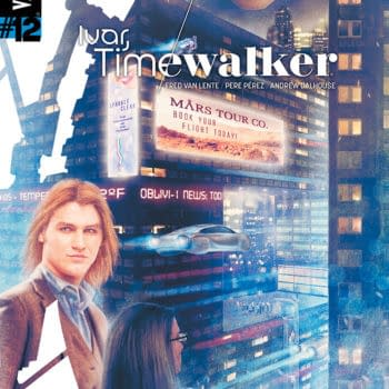The Final Issue Of Ivar, Timewalker And Other Valiant Previews