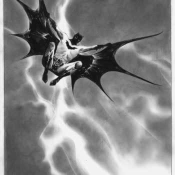 Jae Lee's Dark Knight III Original Art Jumps $1,200 in 27 Minutes