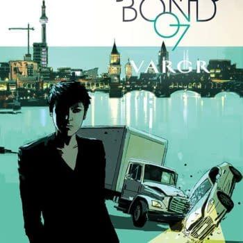 Exclusive Extended Previews Of James Bond #2 And Seduction Of The Innocent #1