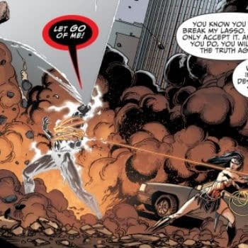 The Origin Of Wonder Woman's Lasso Retconned In Today's Justice League
