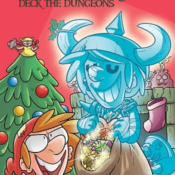 Deck The Halls With Dragons &amp Munchkins Fa La La La La: Advance Review