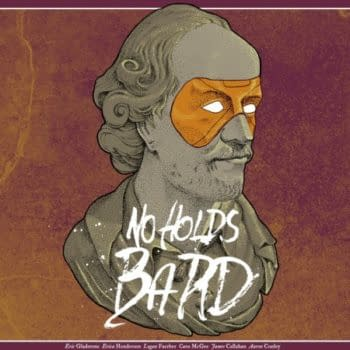 All The World's A Stage For No Holds Bard