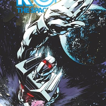 Rom the Space Knights FCBD Offering Sets Up New On-Going
