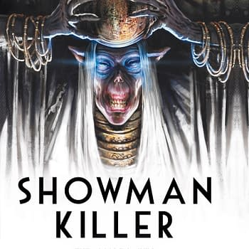 Go Deeper Into The Madness With Showman Killer: The Golden Child
