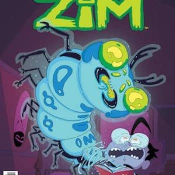 Invader Zim Tops Advance Reorders… But Everything's Coming Up Poison Ivy