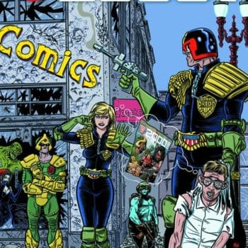 2000AD Back In Free Comic Book Day For 2016 – With Attack On Titan, One Punch Man, Stan Lee's The Unknown And All The Other Silver Books