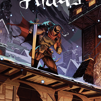 Klaus Makes A Special Delivery: Advance Review Of Issue #2