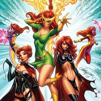 J. Scott Campbell Shows Off Retailer Exclusive Cover For Secret Wars #9