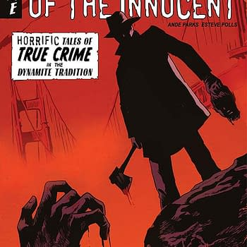 Seduction Of The Innocent Is Dark Gritty And Enthralling