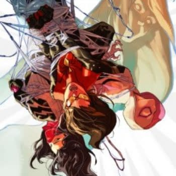 A Little More On Marvel's Spider-Women Event…