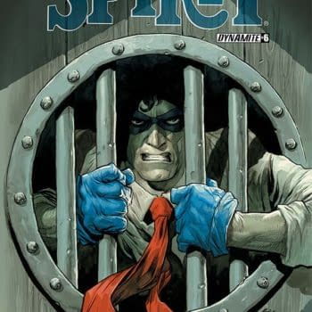 Exclusive Extended Preview For Will Eisner's The Spirit #6