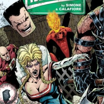 """""""This Book Is A Straight Out Kick To Your Junk"""" Surviving Megalopolis #1 Arrives In Less Than A Month"""
