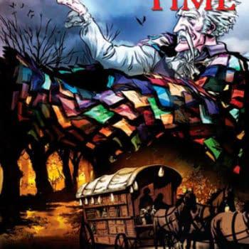 Free on Bleeding Cool – Robert Jordan's Wheel of Time #1.5 by Jordan, Dixon and Conley