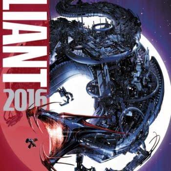 Valiant Teases 2016 Slate With 4001 ADBy Matt Kindt and Clayton Crain