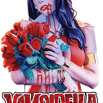 The First Chapter Of The Vampirella Vol 2 Collection
