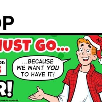 Archie Comics Christmas Sale: 40% Off Your Entire Order For A Limited Time