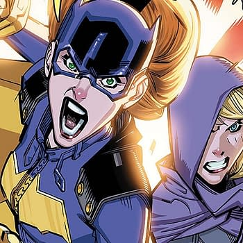 Keep The Epic Plot And Take Out The Silly Words: Batgirl #46 Review