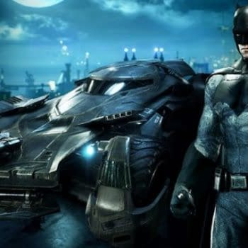 Batman V Superman Batsuit And Batmobile Are Free In Arkham Knight On Consoles