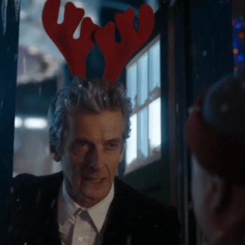 Ten Thoughts About Doctor Who Christmas Special: The Husbands Of River Song (UPDATE)