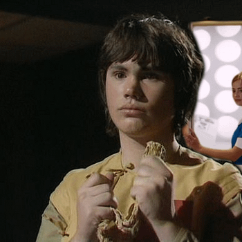 It Is Sunday Morning And I Am Writing Adric Fan Fic