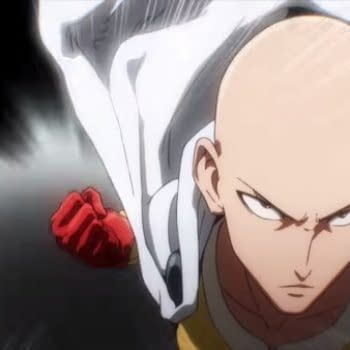 One-Punch Man Is The Only Superhero That Matters – Look! It Moves! by Adi Tantimedh