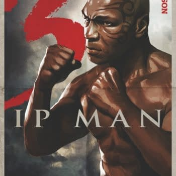 It's Donnie Yen Versus Mike Tyson In New Ip Man 3 Posters