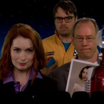 Felicia Day is Mad, The New Mad Scientist on MST3K That Is – My SDCC Interview