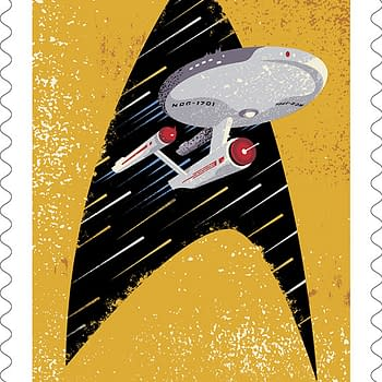 USPS To Release 4 New Star Trek Stamps For 2016