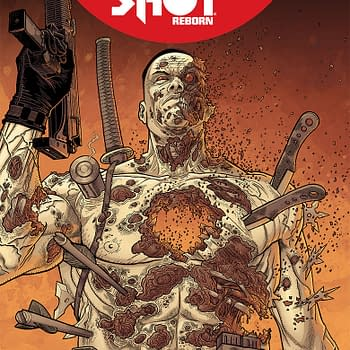 Valiants Very First Annual Bloodshot Reborn 2016 Features Jeff Lemire Kano Ray Fawkes Michel Fiffe Benjamin Marra Paul Maybury And More