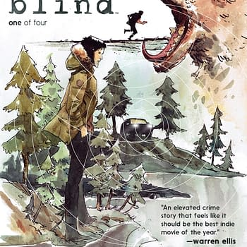 Put Snow Blind At The Top Of Your To-Read List This Week: Advance Review Of Issue #1
