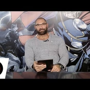 Guardians Dave Bautista Answers Marvel Readers Questions