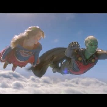 J'onn J'onzz Steps Up His Game In Next Supergirl