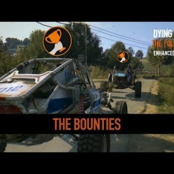 Bounties Coming To Dying Light: The Following To Keep You Busy