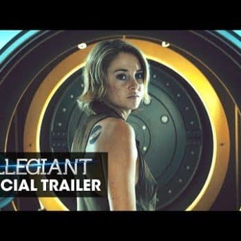 Tear Down The Wall – Trailer For The Divergent Series: Allegiant