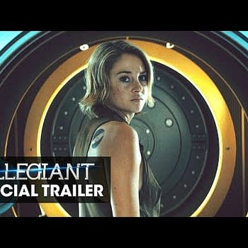 Tear Down The Wall &#8211 Trailer For The Divergent Series: Allegiant