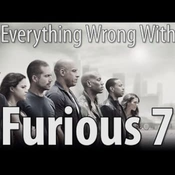 Everything Wrong With Furious 7… This Is Going To Take A While