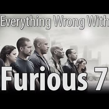 Everything Wrong With Furious 7&#8230 This Is Going To Take A While