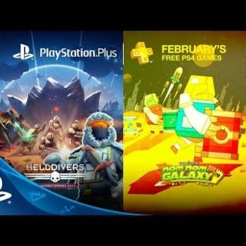PlayStation Plus For February Brings Helldivers And More