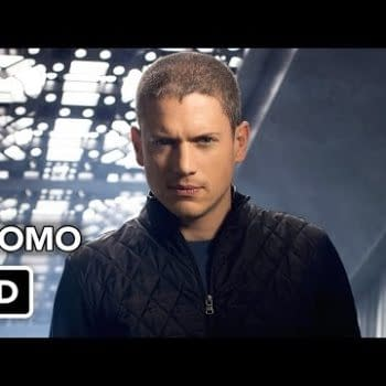 A Young And High Dr. Martin Stein… DC's Legends Of Tomorrow Promo