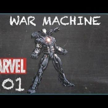 War Machine Stars In Latest Marvel 101