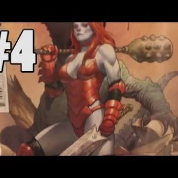 The Super Awesome Comic Review Show – Paper Girls, Weird World, Totally Awesome Hulk And More!