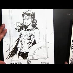 DC Comics Art Academy Debuts With Jim Lee Drawing Superman And Wonder Woman