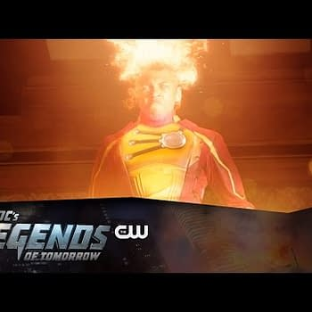 Firestorm Featured In Lates DCs Legends Of Tomorrow
