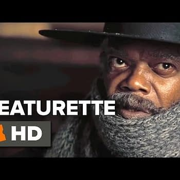 The Hateful Eight Featurette Focuses On Samuel L. Jackson And His Working With Quentin Tarantino